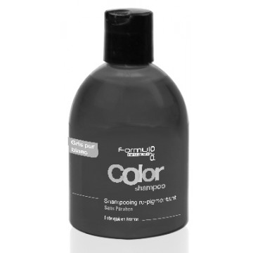 Shampoing Integral Color Blanc Silver Argent-250ml