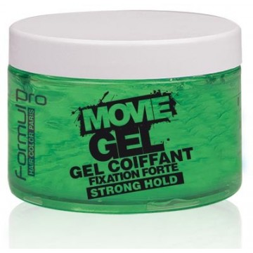 Gel Fort, Pot Vert (150ml) - Formul'Hair
