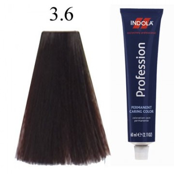 Coloration PRO INDOLA 3.6 - Schwarzkopf (60ml)