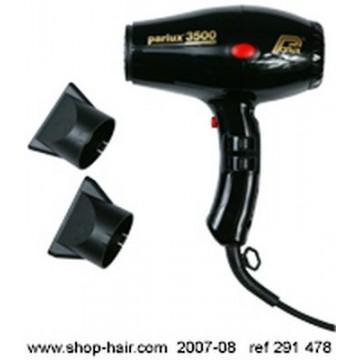 Séchoir Parlux 3500 Noir Ultra Compact (2000W)