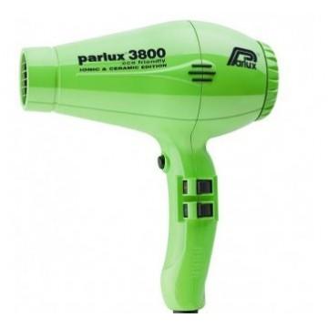 00-Séchoir Parlux 3800 Compact Ionic Vert (2100W)