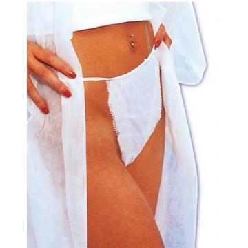 Cerunik Slip Femme String Blanc X50 Embal Indiv