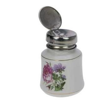 Flacon Pompe Porcelaine (120ml) - SINA