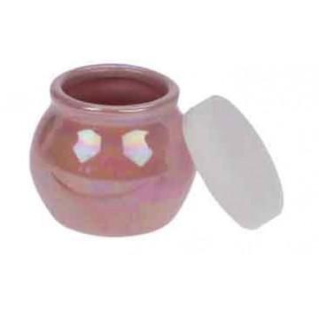Godet Porcelaine Avec Couvercle - SINA