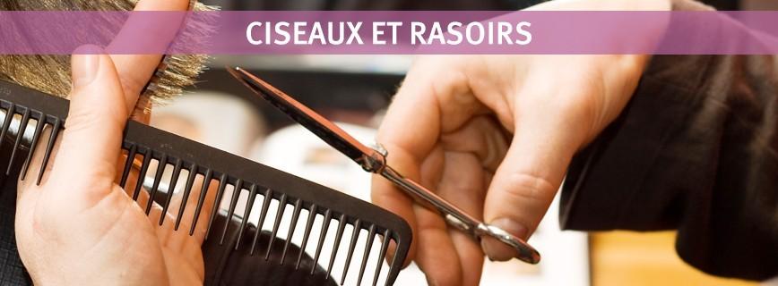 Ciseaux et Rasoirs