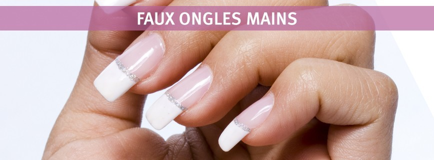 Faux Ongles Mains