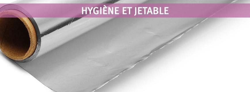 Hygiène et Jetable