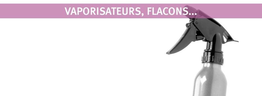 Vaporisateurs, Flacons...