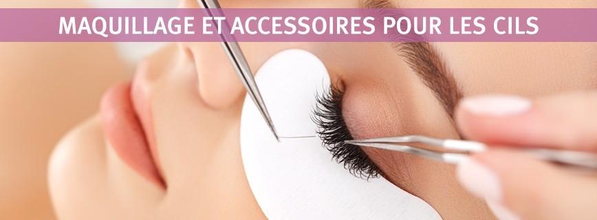 Maquillage et accessoires pour les cils